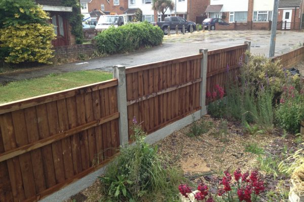 Liberty Drives - Fencing and Garden Design